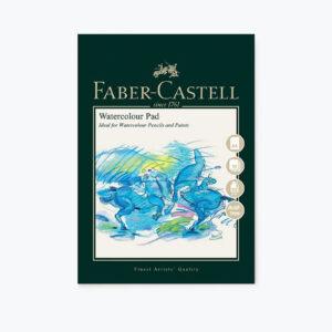 Faber Castell akvarelpapir A4