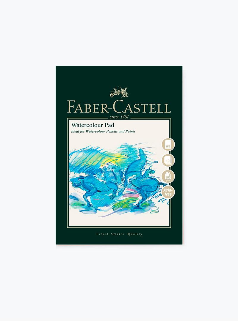 Faber-Castell-akvarel-papir