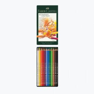 farveblyanter-Polychromos-Faber-Castell_12-stk