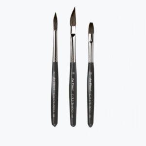 Da-vinci-casaneo-brush penselsæt rejsestørrelse