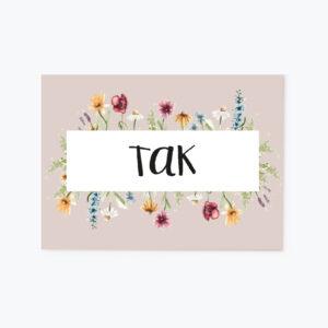 TAK-postkort